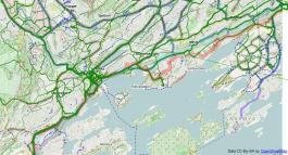 ECC resultat og sykkelveier i Bærum