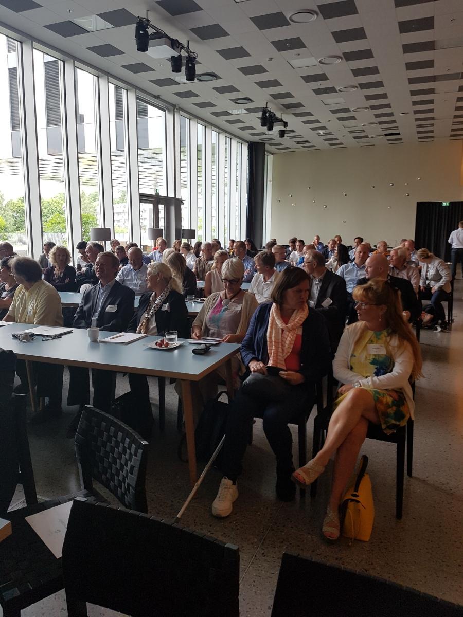 SmartCity Bærum konferansen 2016