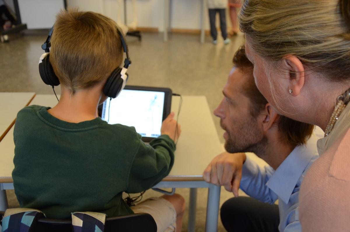 Frokostseminar: Digital skole - fremtidens kompetanse - 8.desember